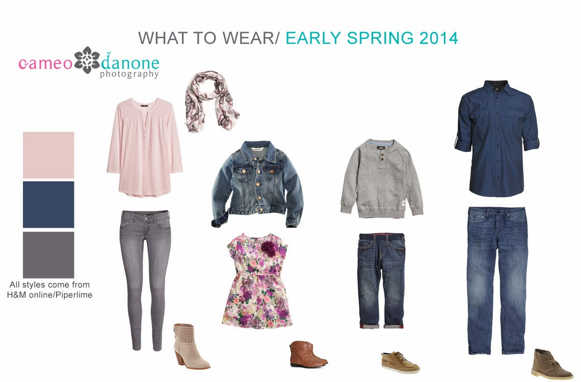 what to wear for early spring