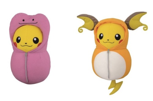 sleeping bag Pikachu