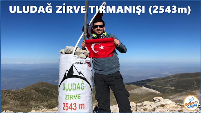 Uludag-Zirve-Tirmanisi
