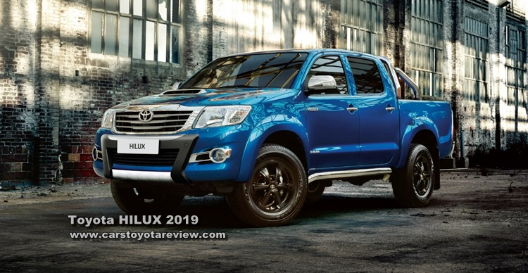 2019 Toyota Hilux Review Concept and Price