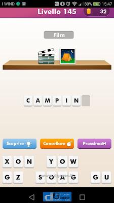 Emoji Quiz soluzione livello 145