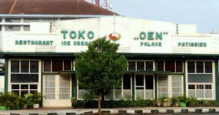 Toko Oen, Kayutangan, Malang