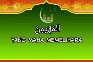Al Muhaimin : Manfaat, Hikmah, dan Contoh Perilaku Asmaul Husna