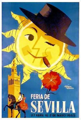Sevilla - Feria de Abril 1965 - José Álvarez Gámez