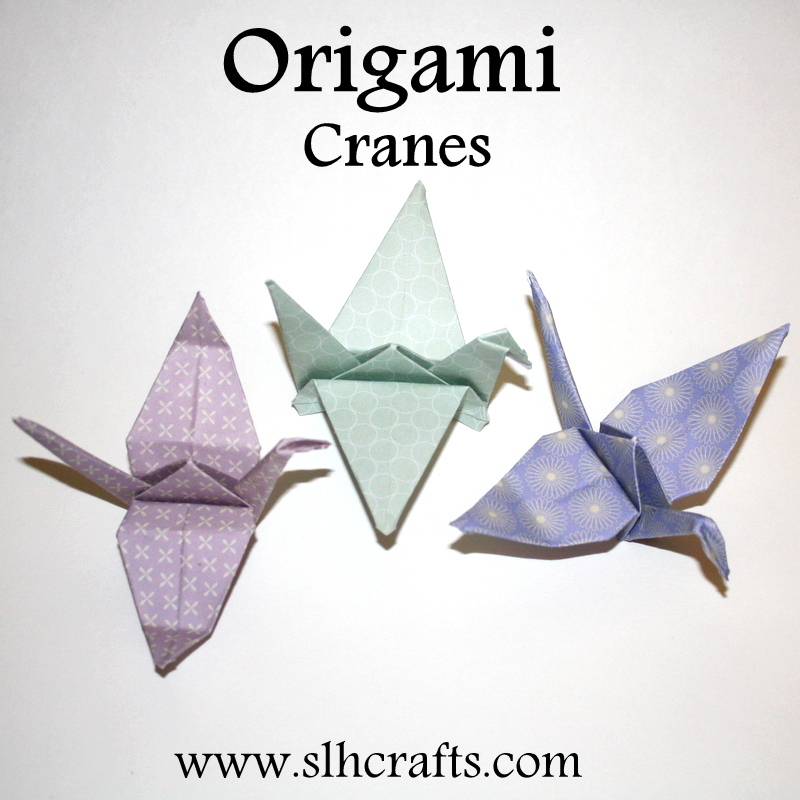 Slh crafts origami flowers here is a link to a youtube video that i found the tutorial for the flowers httpsyoutubewatchvpwylgb8eyqw mightylinksfo