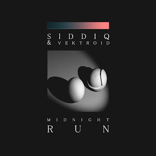 Siddiq & Vektroid - Midnight Run (2016) - Album Download, Itunes Cover, Official Cover, Album CD Cover Art, Tracklist