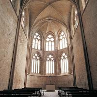 Monasterio de Cañas Ábside central