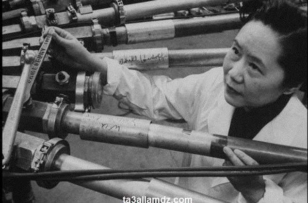 الدكتورة تيشنغ شيونغ وو