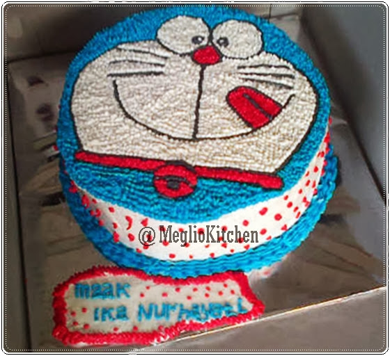 cake doraemon cake ultah jogja   toko kue jogja meglio