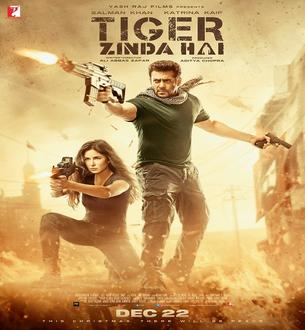 Tiger Zinda Hai: 28th Day Box Office Collection (Crossed 525 Crore Worldwide)