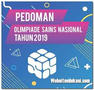 Download Pedoman OSN SMA 2019
