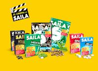 Logo Saila ti regala il cinema: richiedi il buono omaggio sicuro