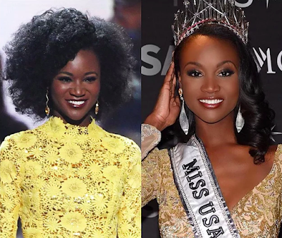 Colorism and Texturism in Pageant Deshauna baber