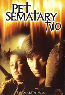 Pet Sematary II (1992) กลับมาจากป่าช้า 2