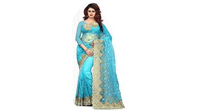 Designer Sarees Party Wear Collection 2018 Art Meets Fashion