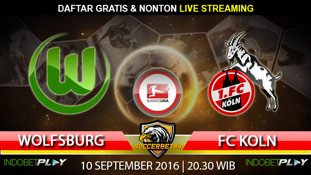 Prediksi Wolfsburg vs FC Koln 10 September 2016 (Liga Jerman)