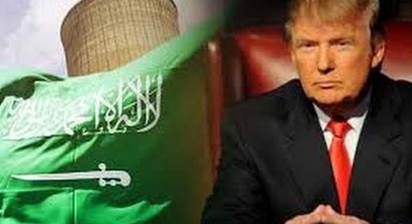 """خطير : السعودية ترد على رئيس أمريكا الجديد """" ترامب """" وتفاجئ العالم بسلاح متطور وفتاك"""