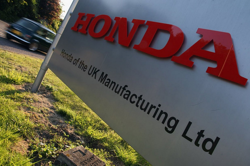 Honda of the UK Manufacturing Ltd.