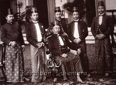 FajaR BloG Jejak Islam Pada Batik Nusantara