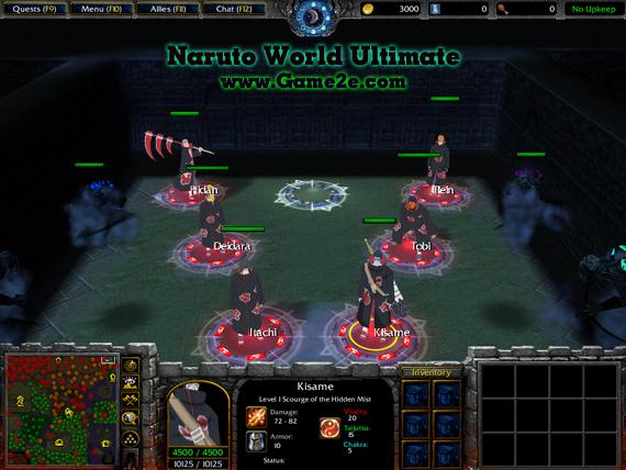 Naruto world ultimate r10 gumiabroncs Choice Image
