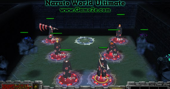 Naruto world ultimate r10 gumiabroncs