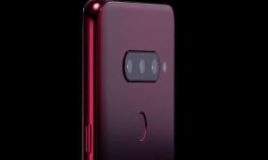 معلومات حول الكاميرات الخمسة لـهاتف LG V40 ThinQ