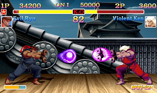 Ultra Street Fighter II: Final Challengers (Switch) recebe novo trailer