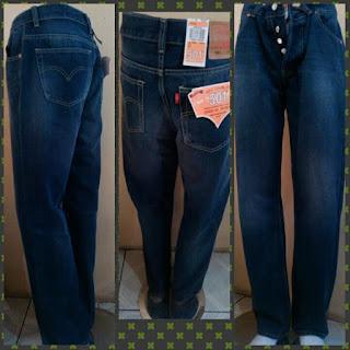 Celana Jeans kancing 501