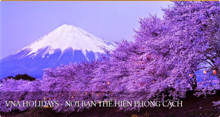 Vietnam Airlines - Tận hưởng kỳ nghỉ của bạn