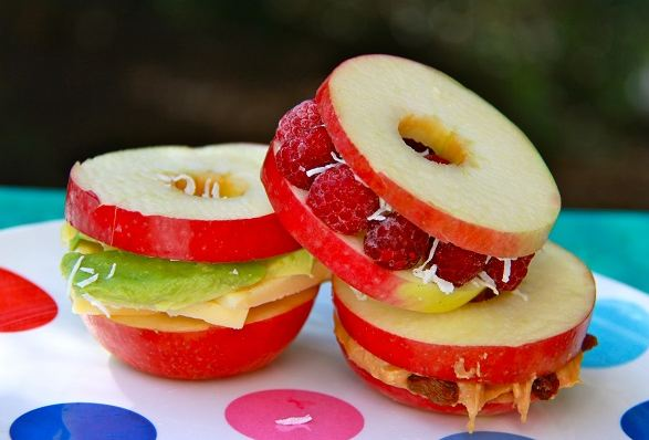 Healthy Ideas for School Lunches