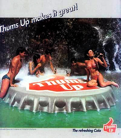 Read Between the Ps: Thums Up Macho Man - Too Toofani for