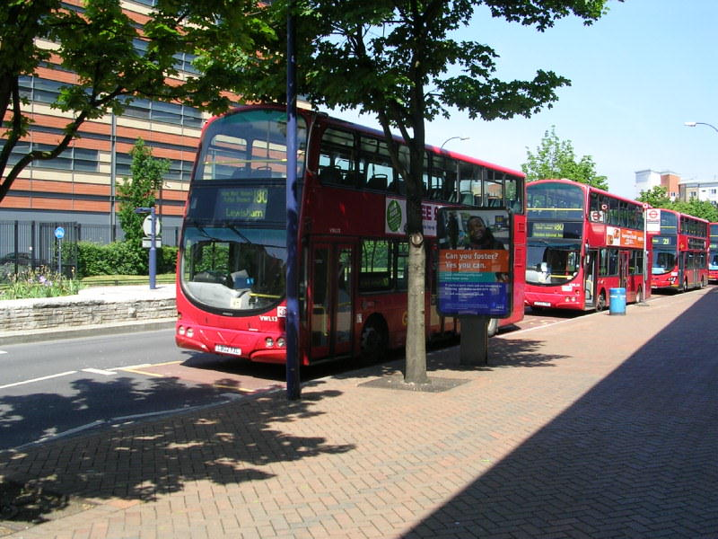 The London Bus Team: Volvo B7TL/Wright Eclipse on Route 180