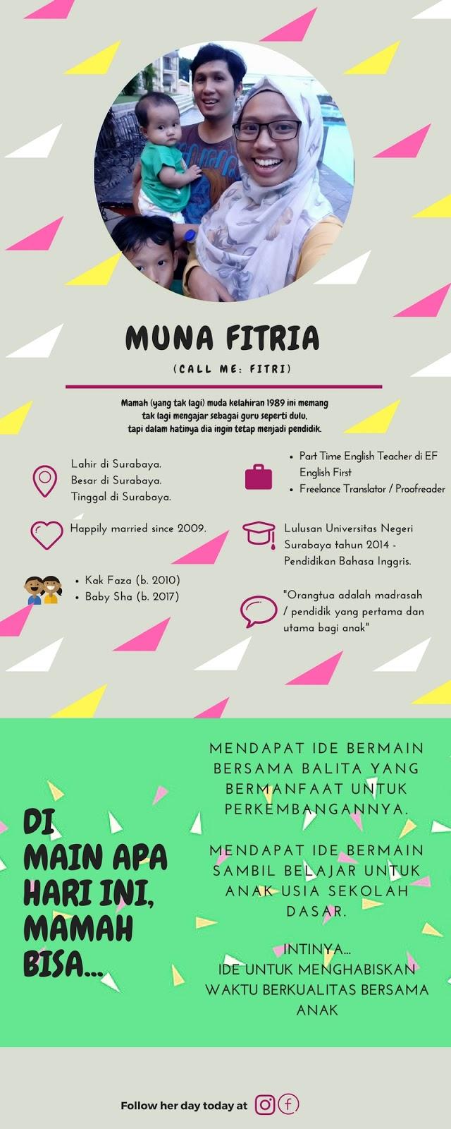 infographic about main apa hari ini?