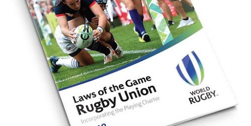 World Rugby: reglamento simplificado a partir del 2018