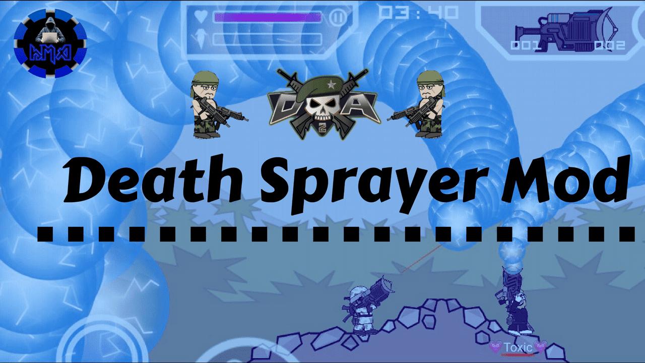 Mini Militia Death Sprayer Mod Apk V 4011 Download