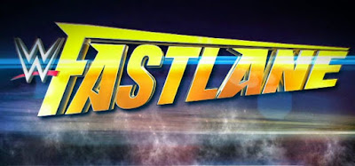logo for WWE pay-per-view event Fastlane