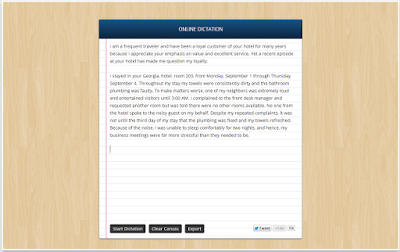 3 Excellent Speech to Text Tools for Google Docs ~ Educational Technology and Mobile Learning