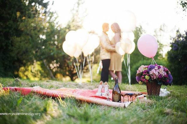 Picnic on Propose day