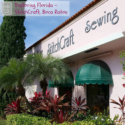 StitchCraft Quilting Store in Boca Raton Florida by www.madebyChrissieD.com
