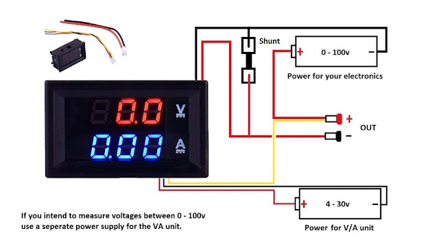 Digital Volt Gauge Wiring Diagram | Wiring Diagram on null modem cable wiring, ammeter wiring, power supply wiring, digital voltmeter circuits, digital voltmeter operation, motion detector wiring, voltage meter wiring, smoke detector wiring,