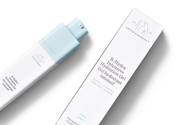 Drunk Elephant B-Hydra Intensive Hydration Gel Review Acne-Prone Oily Dehydrated Skin