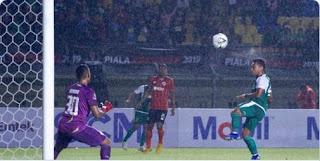 Hasil Persebaya Surabaya vs Perseru Serui 3-2