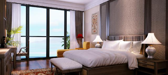Thiết kế căn hộ của Beau Rivage Trần Phú