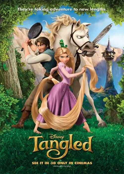 """Tangled"""" is being turned into a tv series!! Kiss 103. 1."""