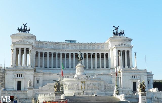 altare della patria roma in un giorno
