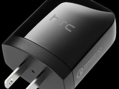 HTC Rapid Charger 2.0 - charge select smartphones 40% faster