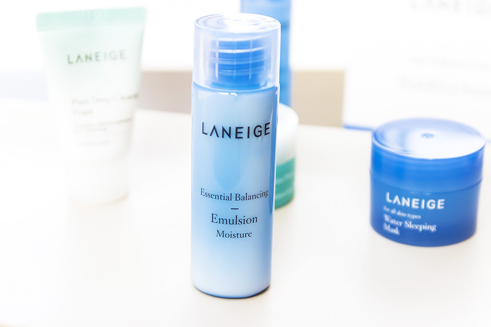 Laneige Essential Balancing Emulsion Moisture review