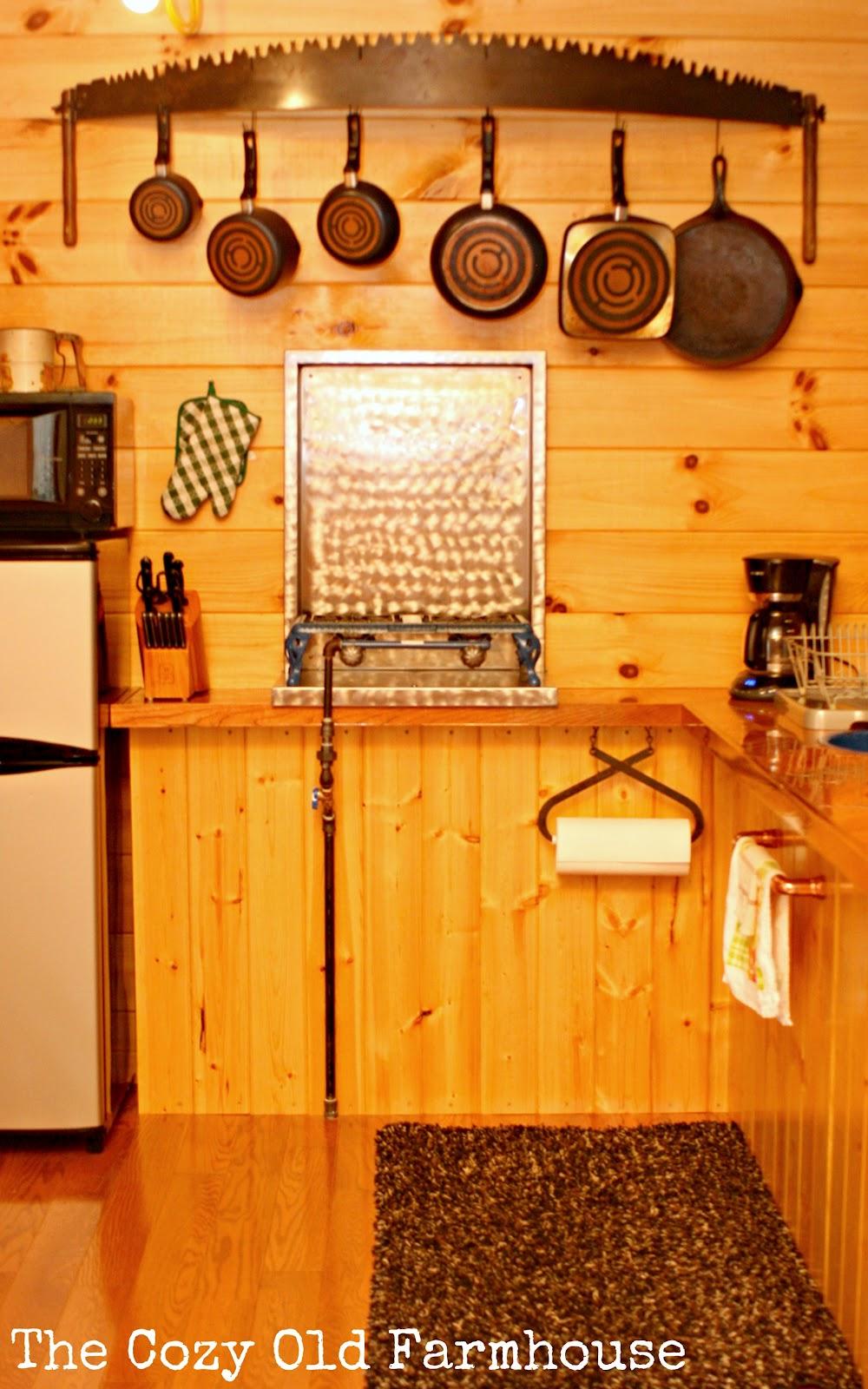 The Cozy Old Quot Farmhouse Quot Cutest Junkiest Vintage Cabin