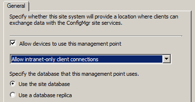 PC & System Center: Failed to send HTTP request  (Error at