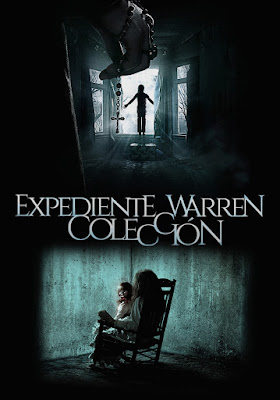 The Conjuring Coleccion DVD R1 NTSC Latino